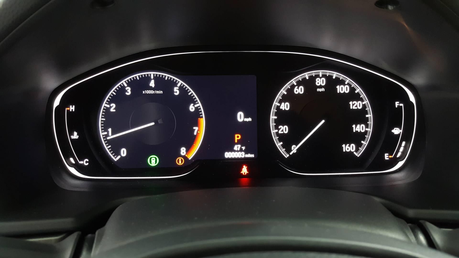 2021 Honda Accord 4dr Car